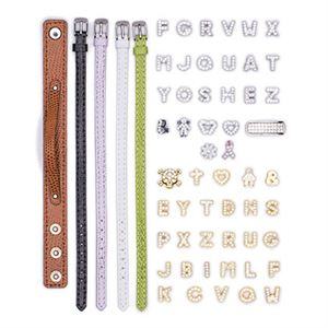 Picture of Cuff, Bands, and Charms Set - While Supplies Last!